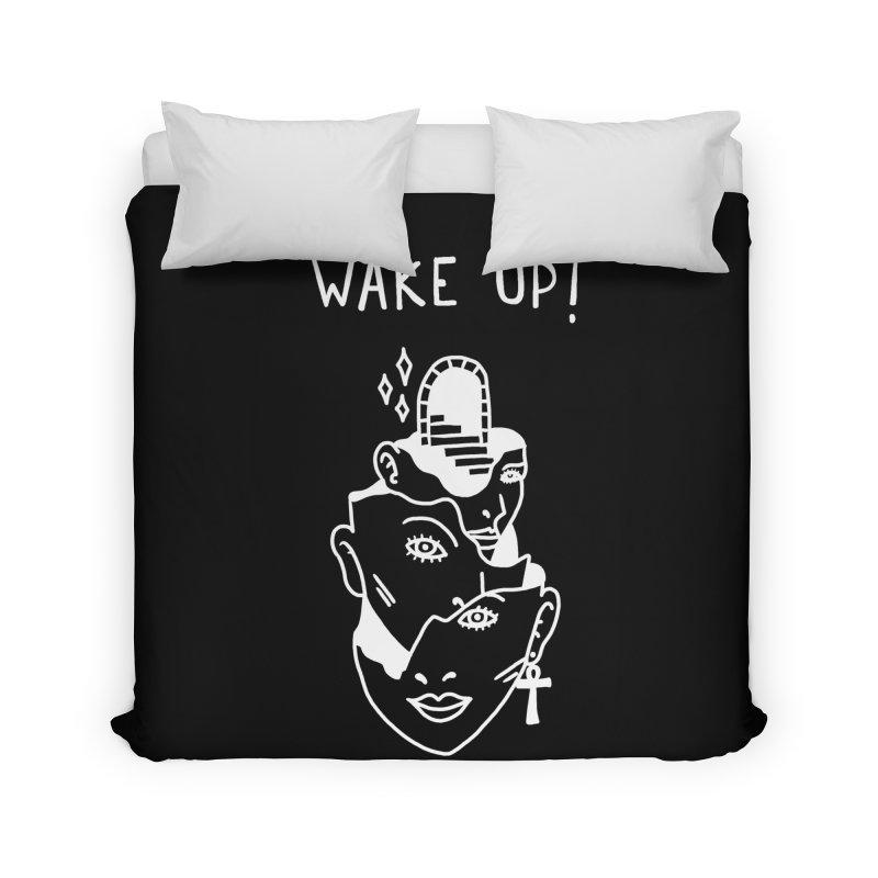 Wake up! Home Duvet by Ertito Montana