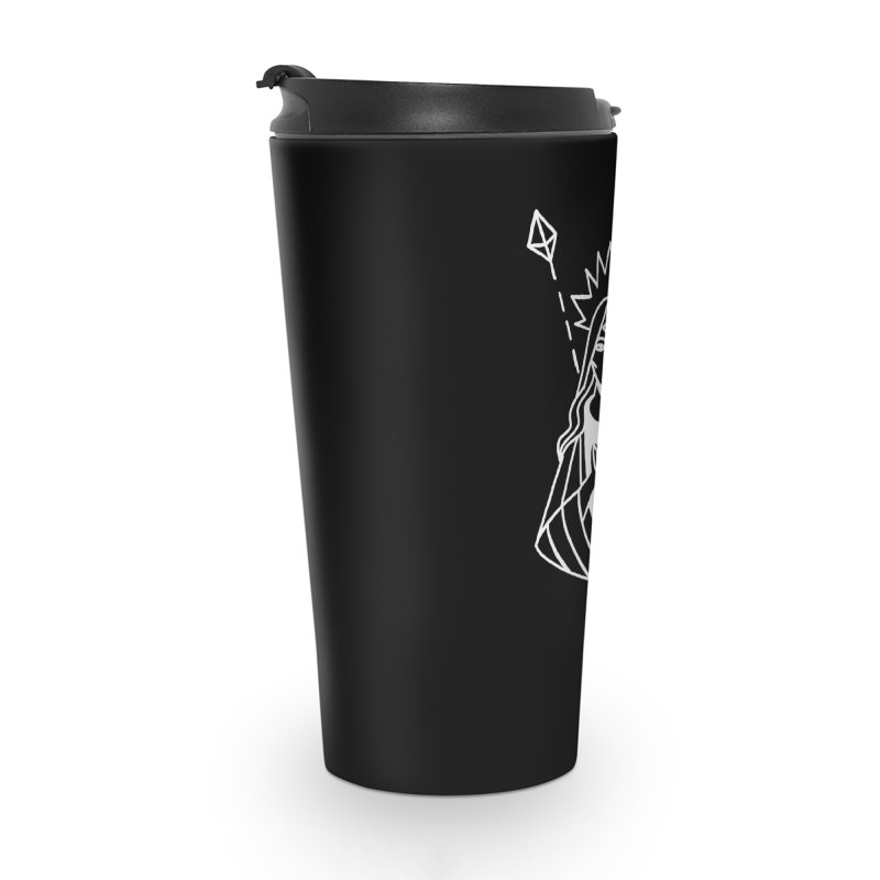 Virgencita Accessories Travel Mug by Ertito Montana