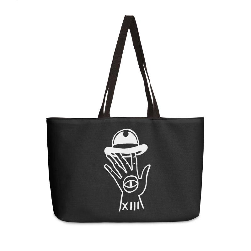 Mano bombin Accessories Weekender Bag Bag by Ertito Montana