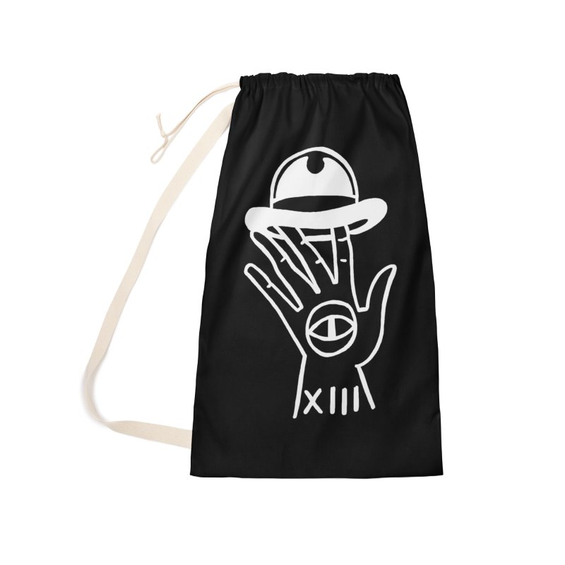 Mano bombin Accessories Laundry Bag Bag by Ertito Montana