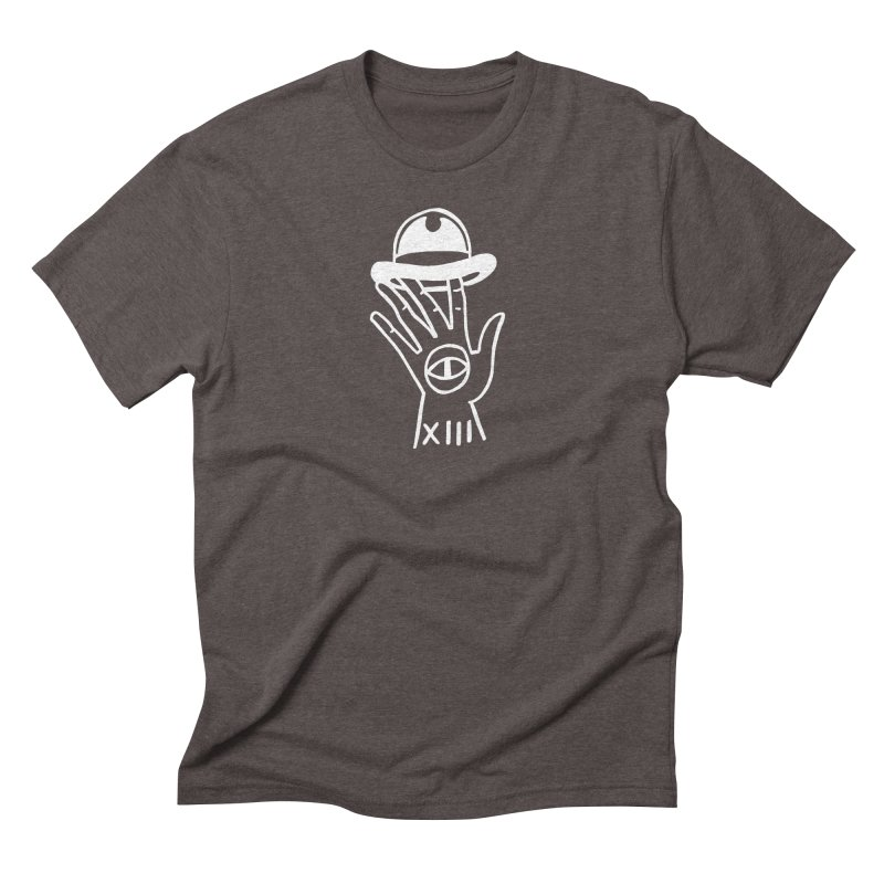 Mano bombin Men's Triblend T-Shirt by Ertito Montana