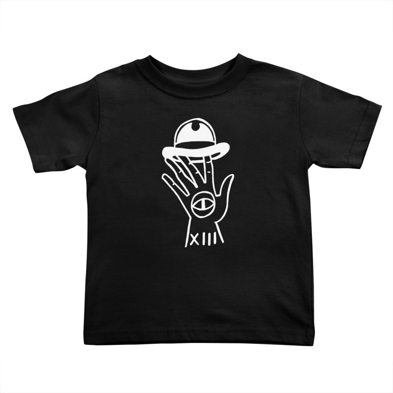 Mano bombin Kids Toddler T-Shirt by Ertito Montana