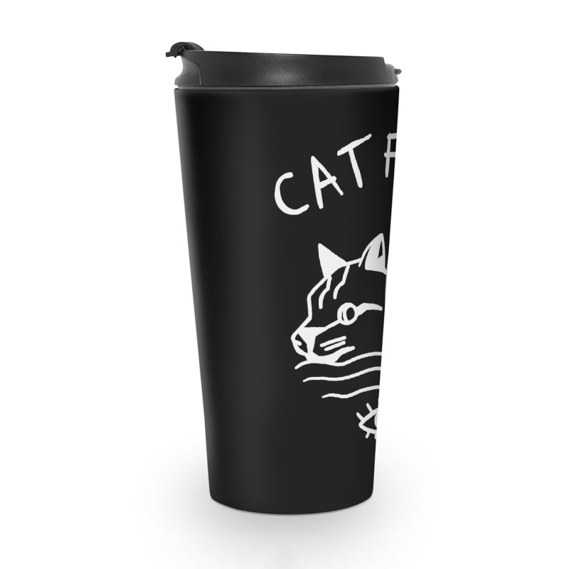 Catfish Accessories Travel Mug by Ertito Montana