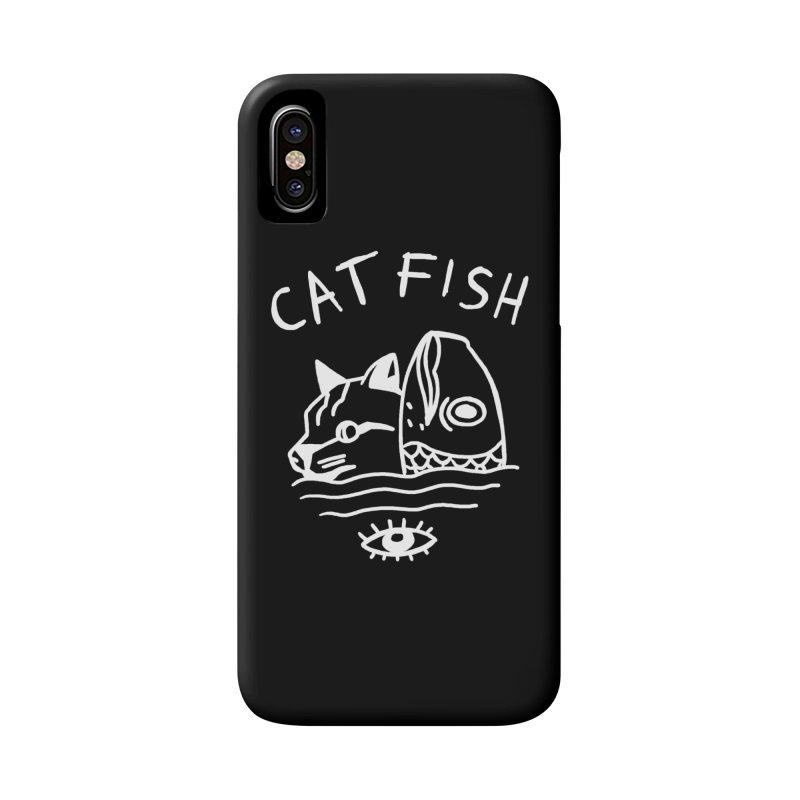Catfish Accessories Phone Case by Ertito Montana