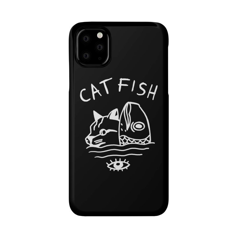 Catfish Accessories Phone Case by Ertito Montana