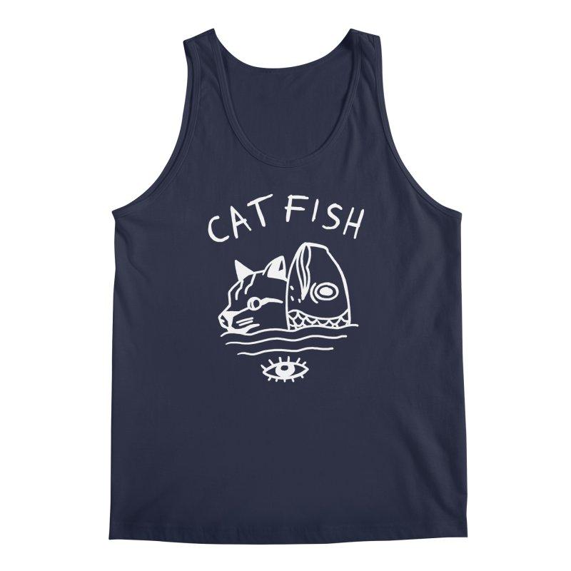 Catfish Men's Regular Tank by Ertito Montana