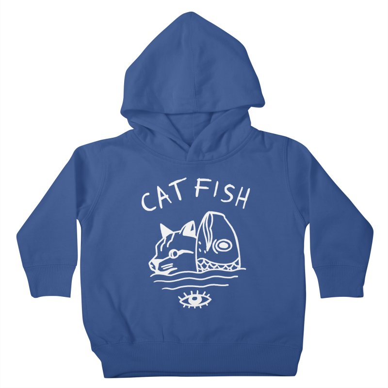 Catfish Kids Toddler Pullover Hoody by Ertito Montana