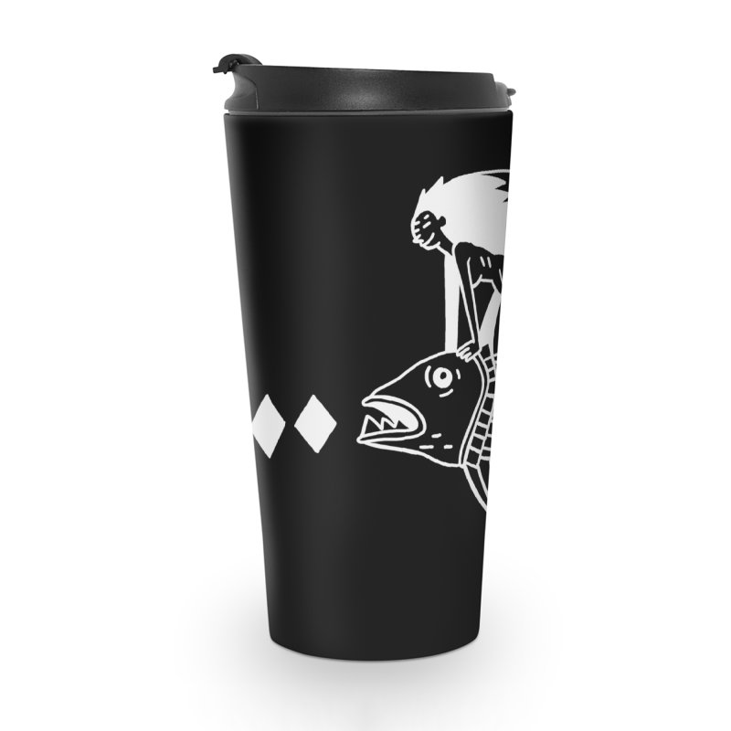 Pez volador Accessories Mug by Ertito Montana