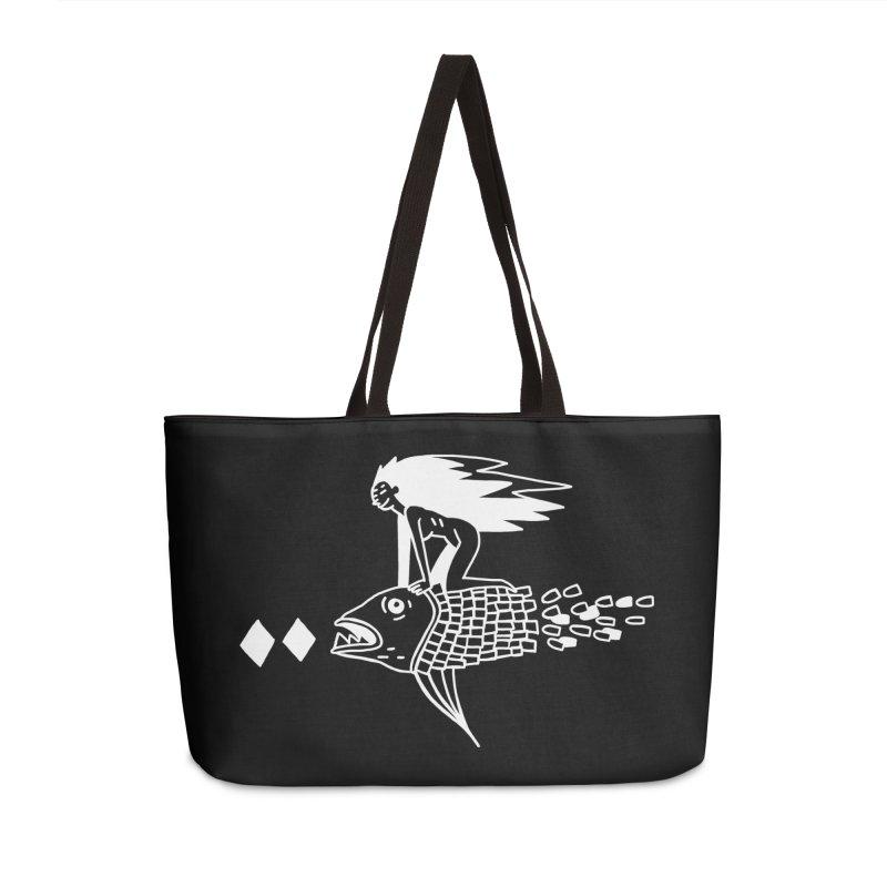 Pez volador Accessories Weekender Bag Bag by Ertito Montana