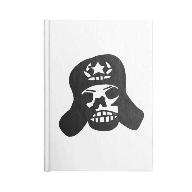 Ruski Accessories Notebook by Ertito Montana