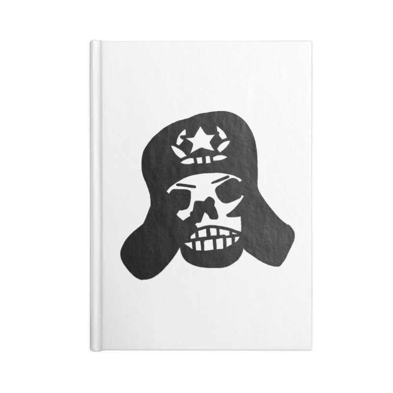 Ruski Accessories Lined Journal Notebook by Ertito Montana