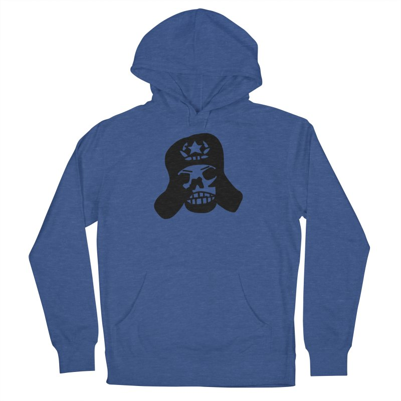 Ruski Men's French Terry Pullover Hoody by Ertito Montana
