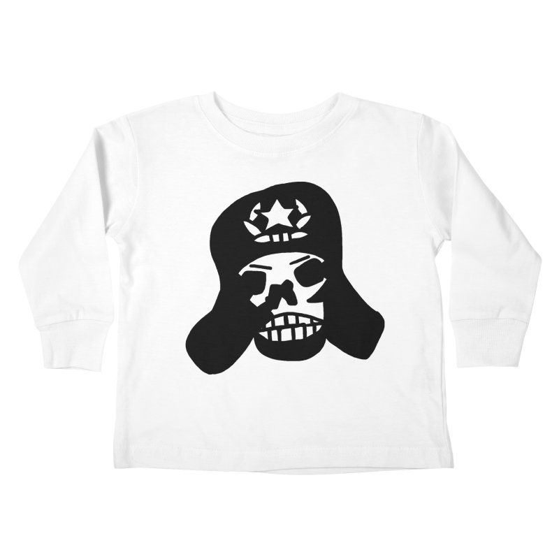 Ruski Kids Toddler Longsleeve T-Shirt by Ertito Montana