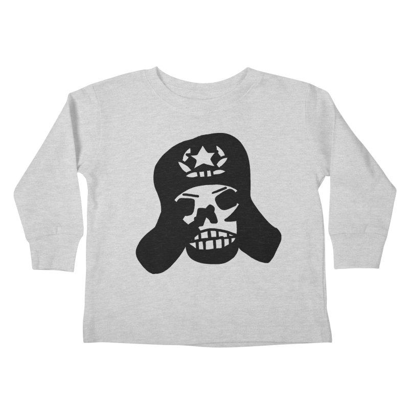 Ruski Kids Toddler Longsleeve T-Shirt by Ertito Montana