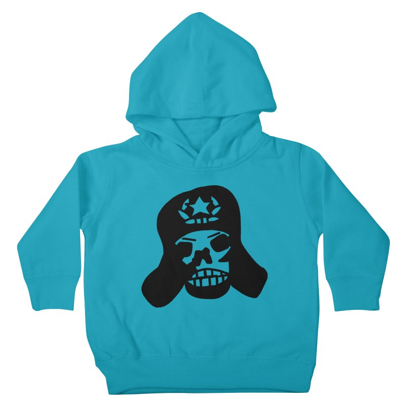 Ruski Kids Toddler Pullover Hoody by Ertito Montana