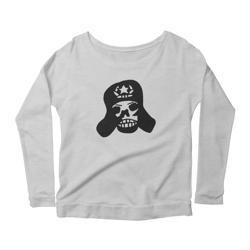 Ruski Women's Scoop Neck Longsleeve T-Shirt by Ertito Montana