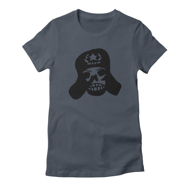 Ruski Women's Fitted T-Shirt by Ertito Montana
