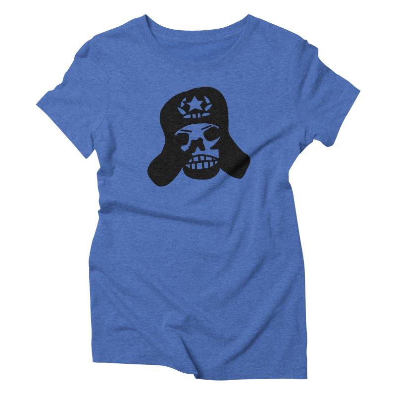 Ruski Women's Triblend T-Shirt by Ertito Montana