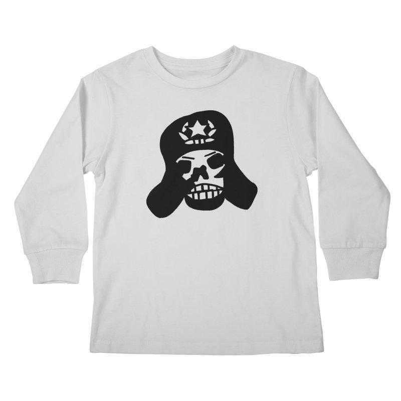 Ruski Kids Longsleeve T-Shirt by Ertito Montana