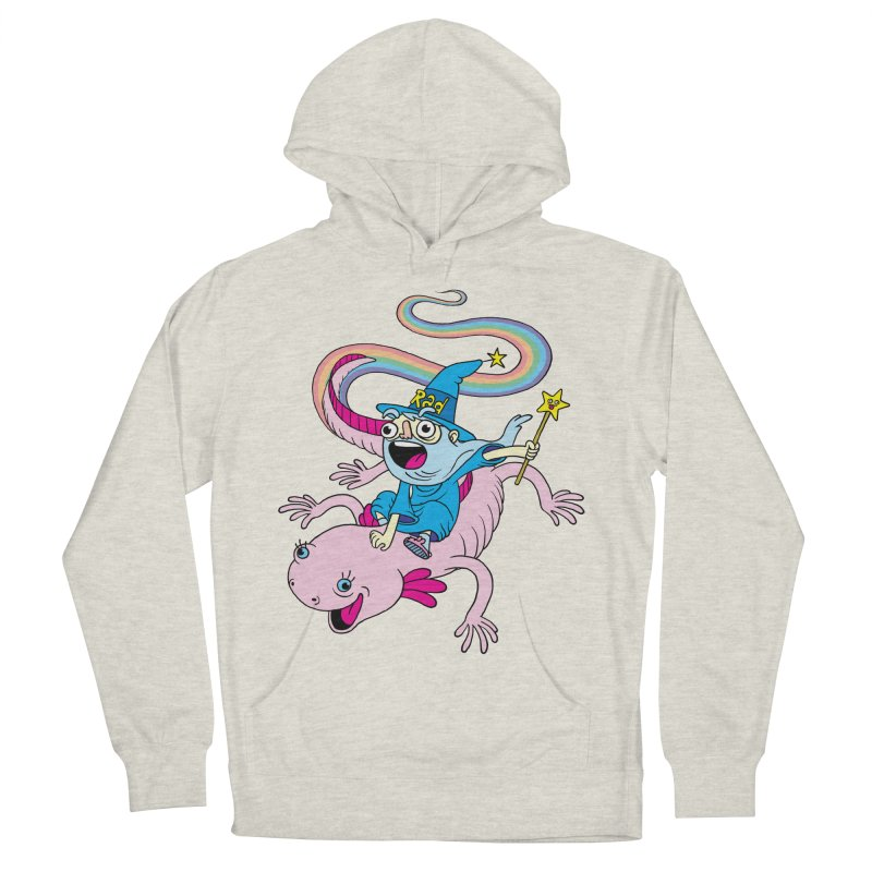 Rad-zor the Sorcerer Women's Pullover Hoody by My Life is a Patchwork of Regrets