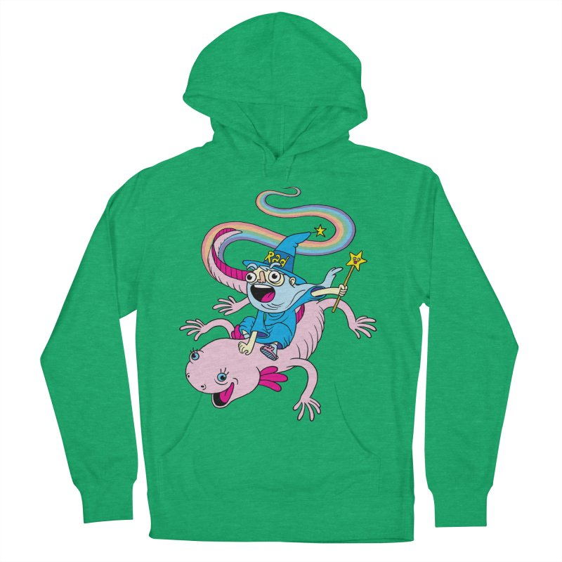 Rad-zor the Sorcerer Men's French Terry Pullover Hoody by My Life is a Patchwork of Regrets