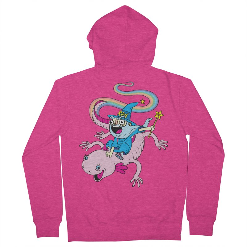 Rad-zor the Sorcerer Women's Zip-Up Hoody by My Life is a Patchwork of Regrets