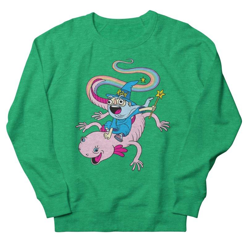 Rad-zor the Sorcerer Men's Sweatshirt by My Life is a Patchwork of Regrets