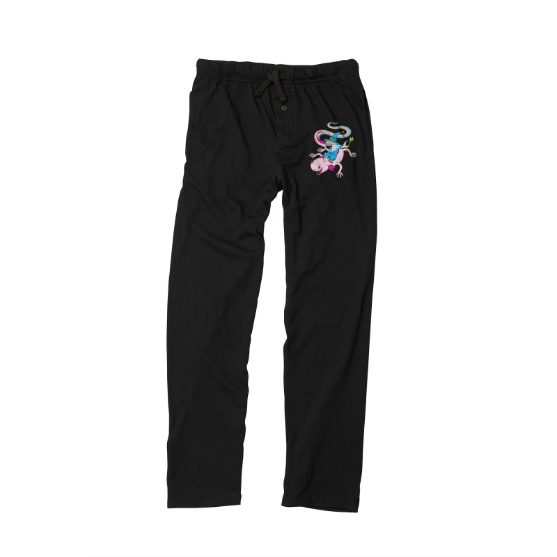 Rad-zor the Sorcerer Men's Lounge Pants by My Life is a Patchwork of Regrets