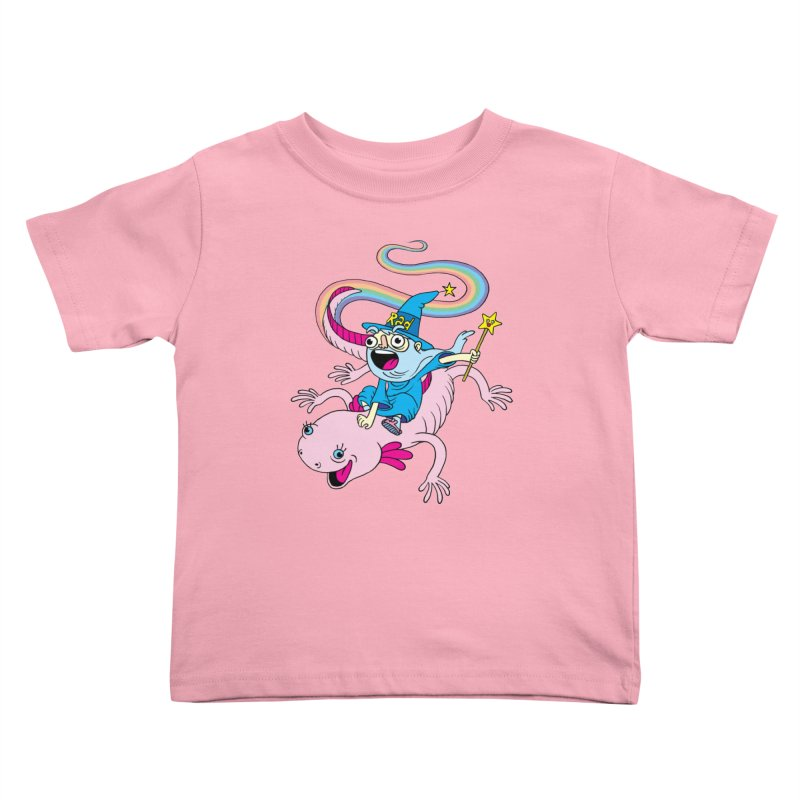 Rad-zor the Sorcerer Kids Toddler T-Shirt by My Life is a Patchwork of Regrets