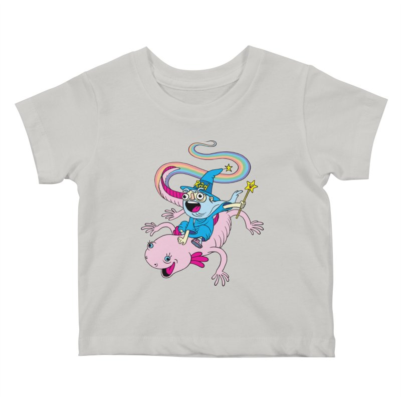 Rad-zor the Sorcerer Kids Baby T-Shirt by My Life is a Patchwork of Regrets