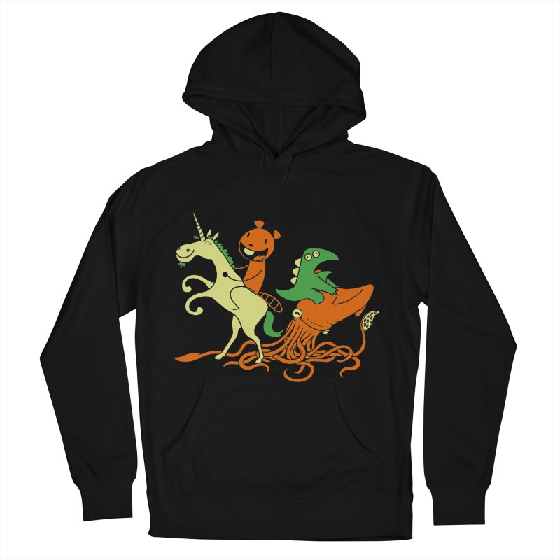 A Shoeful of Trouble Men's Pullover Hoody by My Life is a Patchwork of Regrets