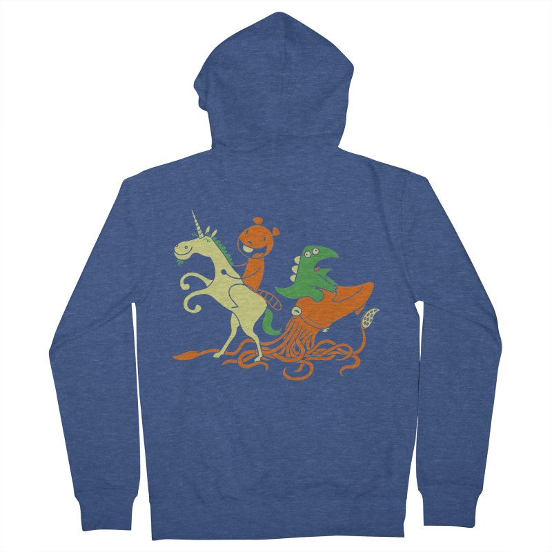 A Shoeful of Trouble Women's French Terry Zip-Up Hoody by My Life is a Patchwork of Regrets