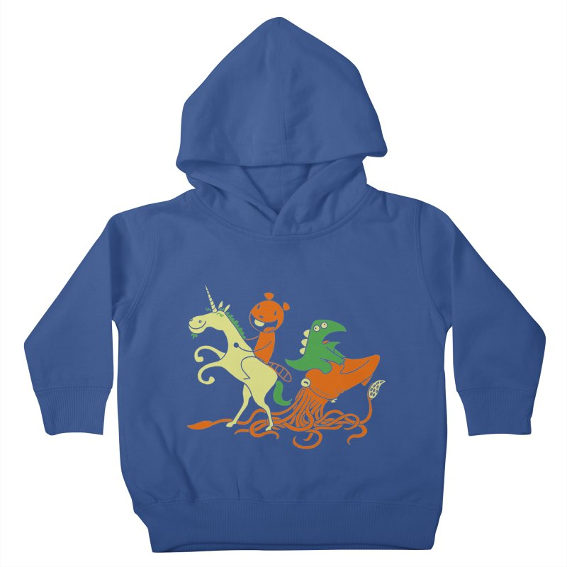 A Shoeful of Trouble Kids Toddler Pullover Hoody by My Life is a Patchwork of Regrets
