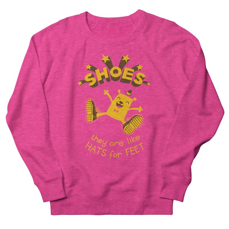 SHOES Men's Sweatshirt by My Life is a Patchwork of Regrets
