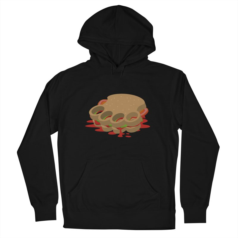 Knuckle sandwich Men's Pullover Hoody by Erwin's Artist Shop