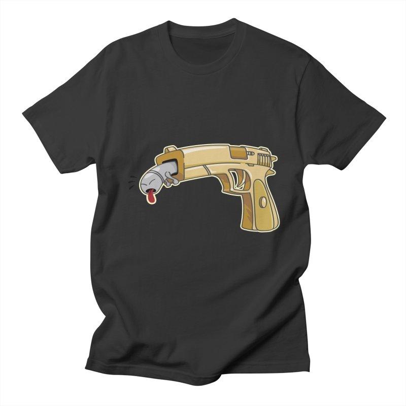 Guns stink!   by Erwin's Artist Shop