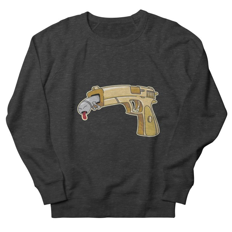Guns stink! Women's Sweatshirt by Erwin's Artist Shop