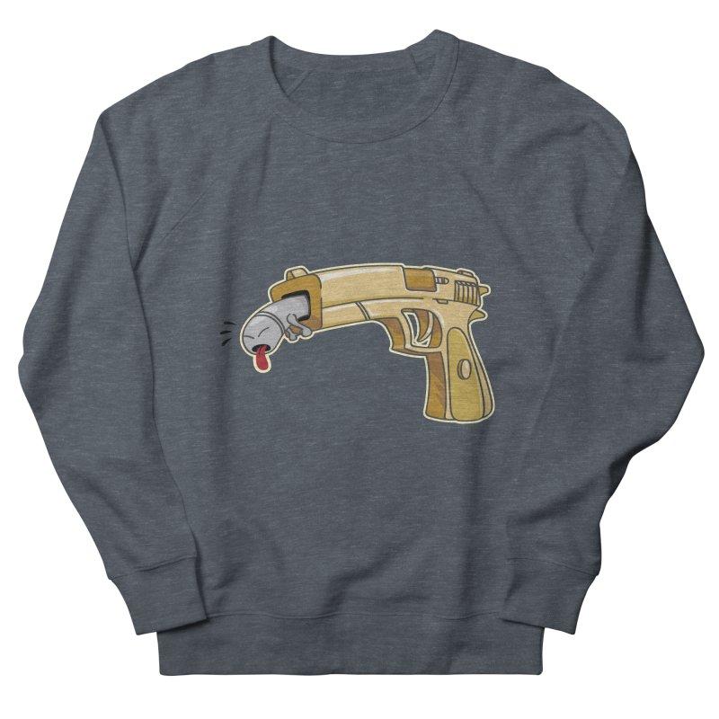 Guns stink! Women's Sweatshirt by Erwin's Artist Shop