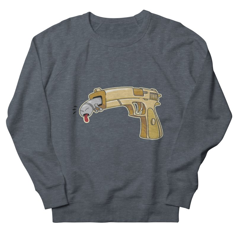 Guns stink! Men's Sweatshirt by Erwin's Artist Shop