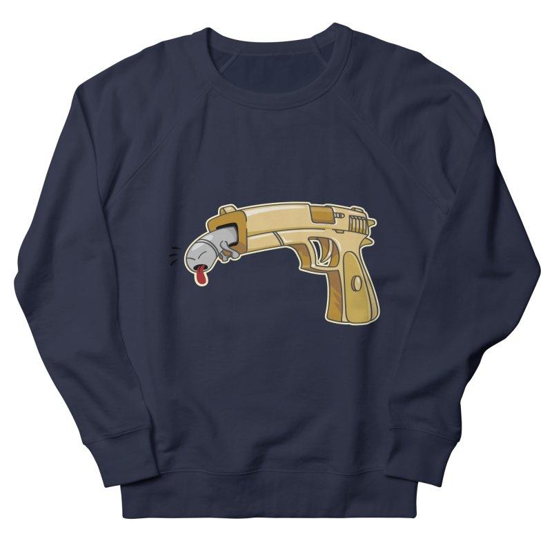 Guns stink! Men's Sweatshirt by Erwin's Artist Shop