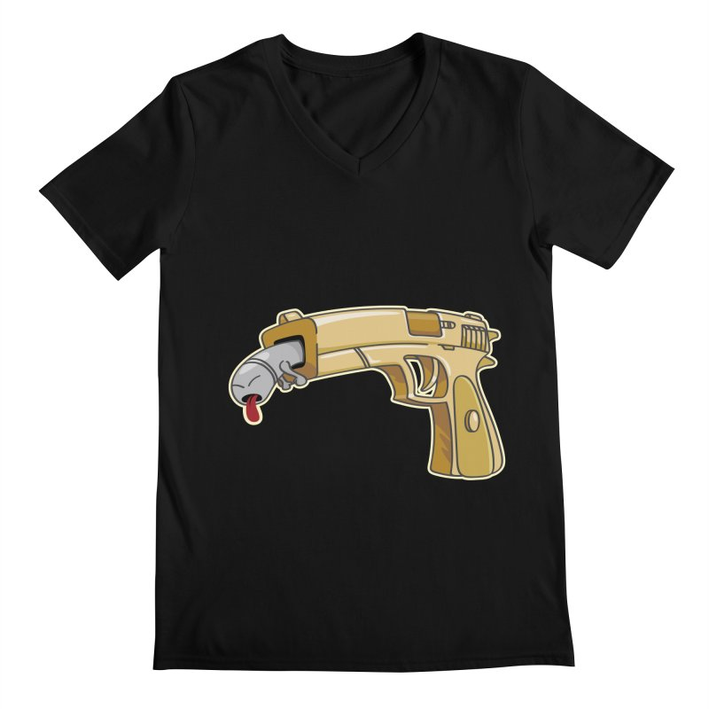 Guns stink!   by Erwin's Artist Shop