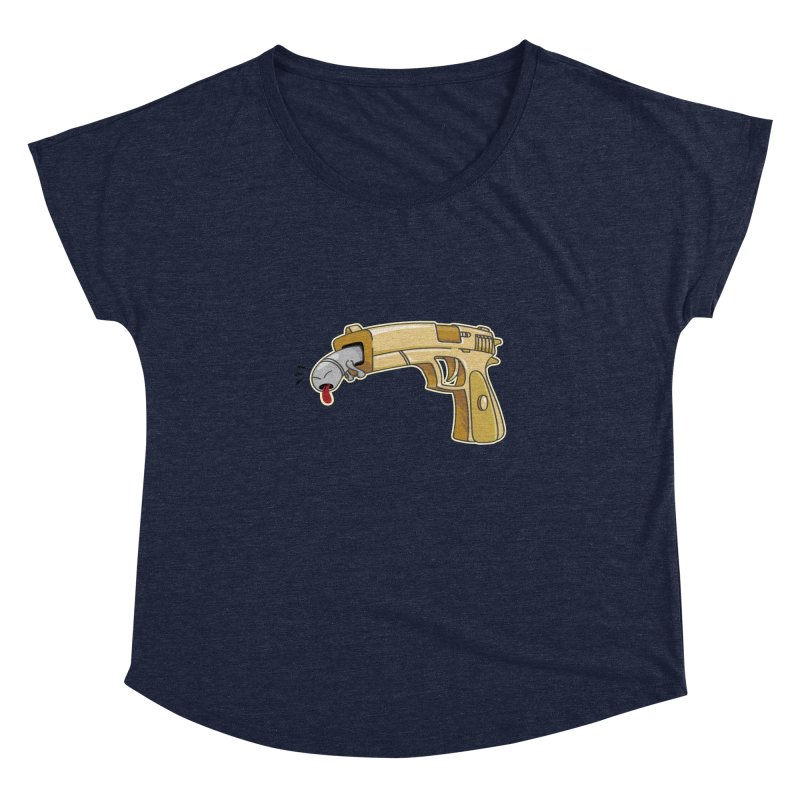 Guns stink! Women's Dolman by Erwin's Artist Shop