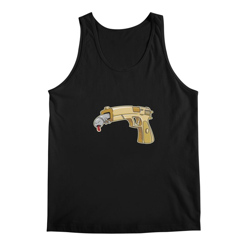 Guns stink! Men's Regular Tank by Erwin's Artist Shop