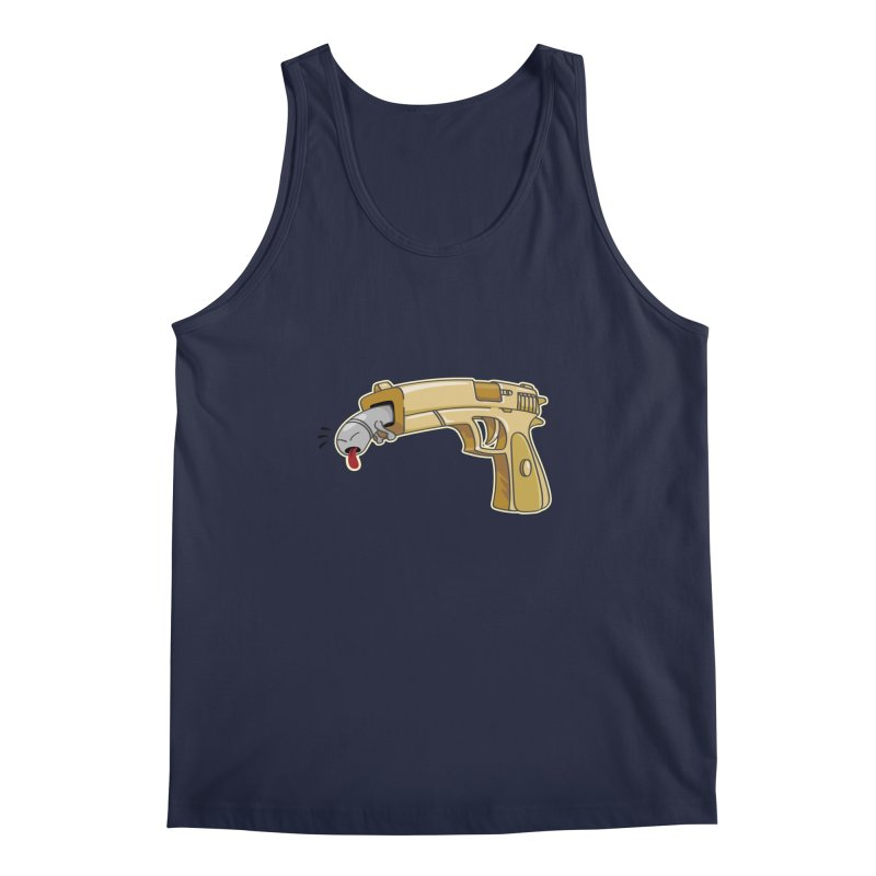 Guns stink! Men's Tank by Erwin's Artist Shop