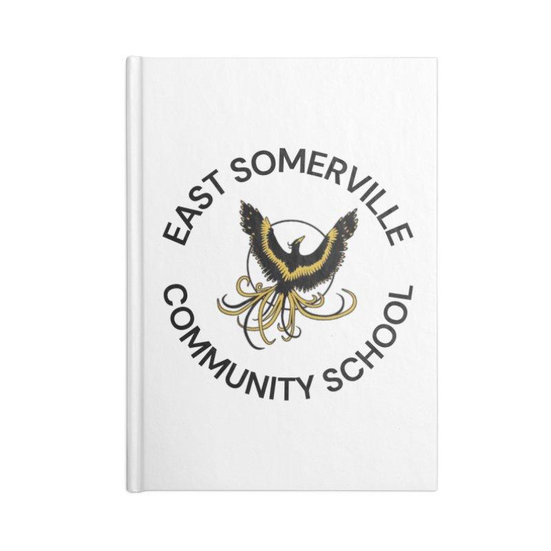 ESCS Phoenix Accessories Notebook by ESCS PTA's Shop