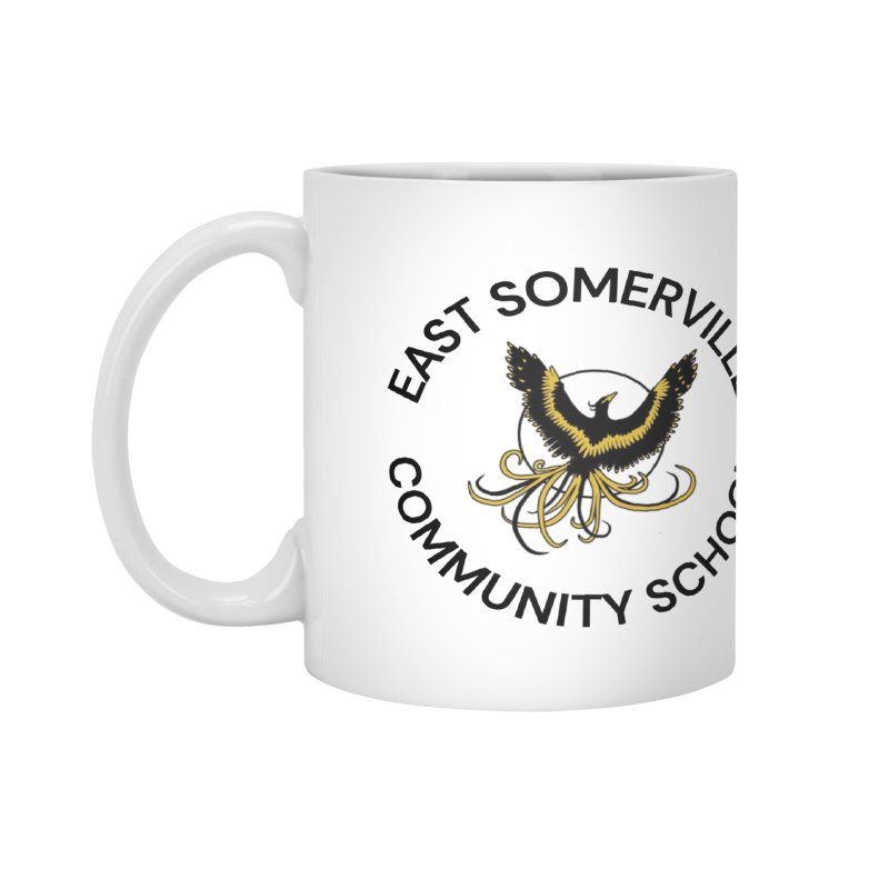 ESCS Phoenix Accessories Mug by ESCS PTA's Shop