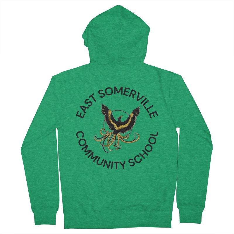 ESCS Phoenix Women's Zip-Up Hoody by ESCS PTA's Shop