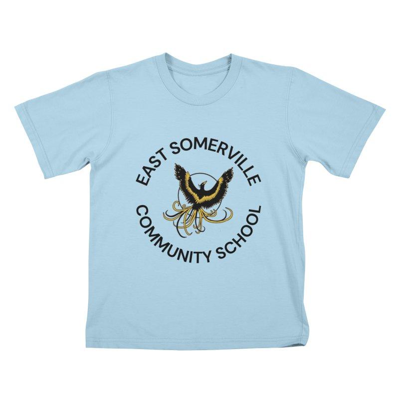 ESCS Phoenix Kids T-Shirt by ESCS PTA's Shop