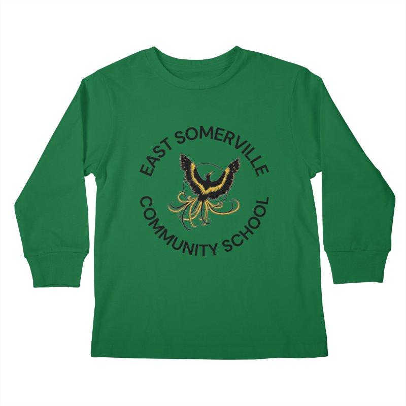 ESCS Phoenix Kids Longsleeve T-Shirt by ESCS PTA's Shop