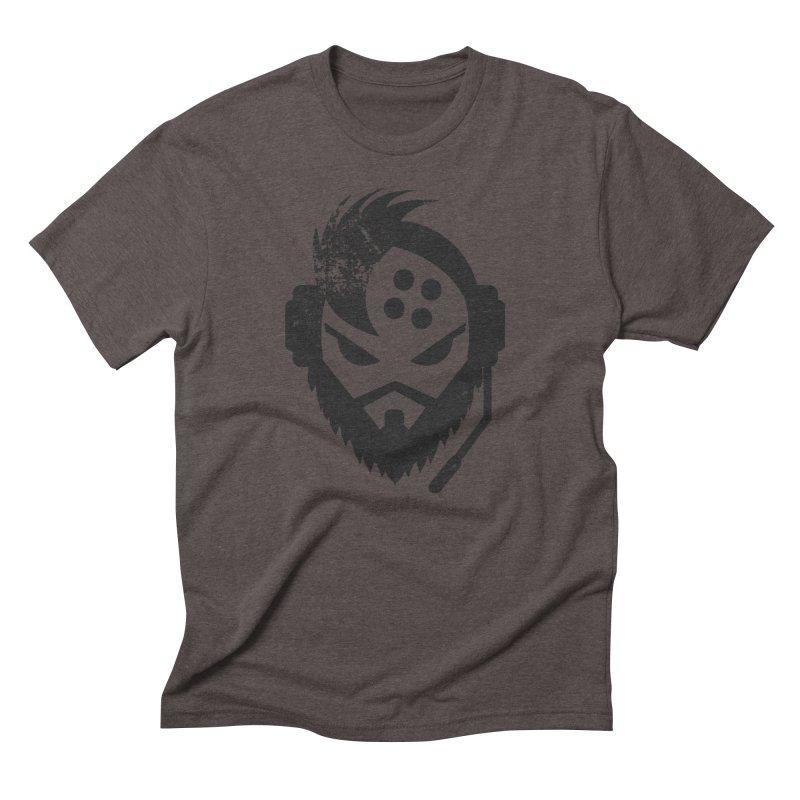 Glorious Gamer Men's Triblend T-Shirt by EskoArtz's Artist Shop